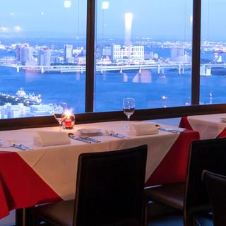 伝えたい想いが伝わるレストラン。この一瞬を、最高の一瞬に。