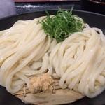 讃岐うどん大使 東京麺通団 - 締まり具合はまぁまぁ!?