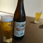 南あわじ美食農園オリザ - 瓶ビール