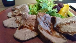 南あわじ美食農園オリザ - 淡路牛ローストビーフ