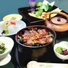 あづま - 料理写真:うなぎのひつまぶしコース