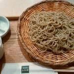 小松庵 - 十割蕎麦がまた美味い!