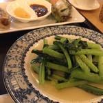 ホイアン - 野菜の炒め物