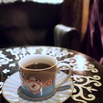 シークレットゲート カフェ - ドリンク写真:女性にも飲みやすい豆をセレクトして、ほんのちょっとこだわりました。まずはお試しください。