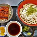 69529046 - うな丼セット(1350円)