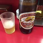 菜苑 - 瓶ビール
