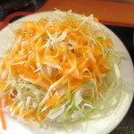 中華料理 紅華楼 - サラダ