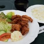キャリー・リー - 唐揚げ定食