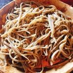 むらせ - 料理写真:セットの蕎麦