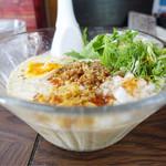 69532104 - 冷やしクリーム担々麺☆
