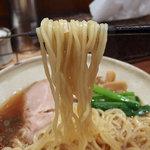 らーめん一郎 - 醤油らーめん(780円)