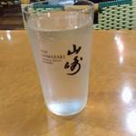チャオタイ - 山崎だけど水だよ