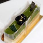 KENJI - 料理写真:抹茶オレ