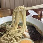 くるめラーメン - 麺のリフト