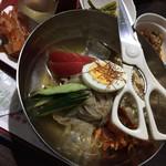 コリアン・マチャ - 冷麺