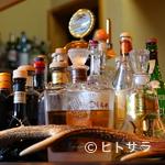 リストランテ リンコントロ - 大切な人と肩を寄せ合い、ワインとのマリアージュを堪能する