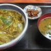 つたや - 料理写真:カレー丼