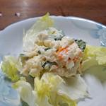 大衆酒場 斎藤 - 料理写真:ポテトサラダ