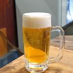 大衆酒場 斎藤 - 生ビール
