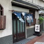 大衆酒場 斎藤 - 歴史を感じる外観