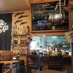 レストラン海賊 - 店内
