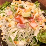 肉太郎 - シーザーサラダ?