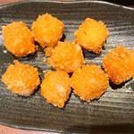肉太郎 - チーズカリカリ揚げ