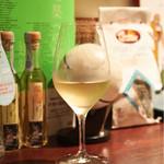 エノテカ・ベルベルバール - グラスワイン(白)
