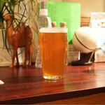 エノテカ・ベルベルバール - 神戸湊ビール セッションIPA