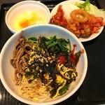 69546017 - オリジナルカスタムビビンバ+前菜ビュッフェ