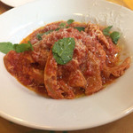 ラ・ヴィータ - 料理写真:トリッパのトマト煮込み