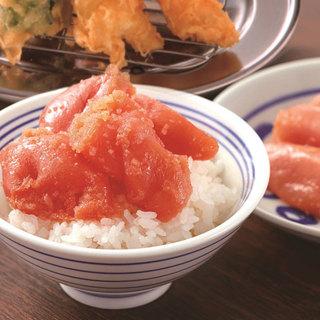 当店のお米はコシヒカリを使用しています。