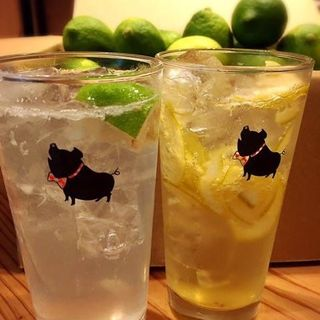 【国産檸檬酎ハイ】他店とは一味違うこだわりのレモンサワー!