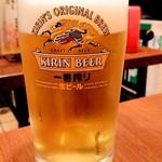 69549391 - 生ビール 550円+税