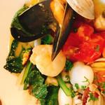 デルソル - ムール貝の白ワイン煮込み