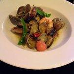 グリル マツモト - 魚料理(メジナのポワレ)