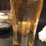 ごん - 生ビール