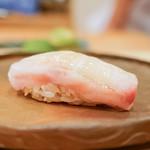 鮨 仙八 - 石垣鯛