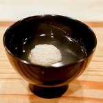 鮨 仙八 - 出汁としゃり