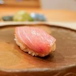 鮨 仙八 - 頭肉おかわり