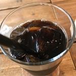 BistroCafe AQUA - アイスコーヒー。 美味し。