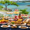 セイルフィッシュ カフェ - 料理写真:ビーチを眺めながら楽しめるランチブッフェ