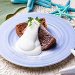 BLUEBlue - チョコシフォンケーキ