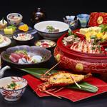 日本料理 彩 - 料理写真:東道盆会席