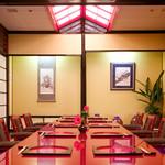 日本料理 彩 - 琉球会席の専用個室