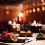 アンビルハウス - 料理写真:オマール海老やステーキなどをグリル料理で堪能