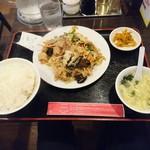 口福 - 肉野菜定食