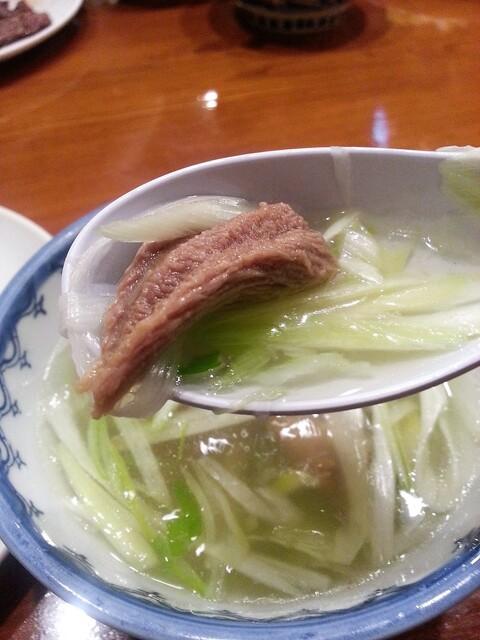 旨味太助 - テールスープ