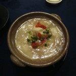 中国薬膳料理 星福 - しじみと海鮮豆腐の鍋