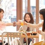ケイズカフェ - 女子会にもぴったり★